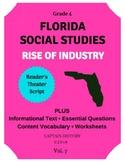 Florida Social Studies: Rise of Industry