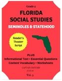 Florida Social Studies: Seminoles & Statehood