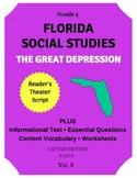 Florida Social Studies: The Great Depression