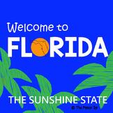 Florida Social Studies Unit - (No Prep)