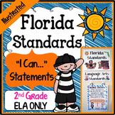 LAFS - 2nd Grade {Florida ELA Standards}
