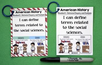 3rd Grade Florida Social Studies Standards