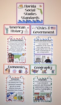 5th Grade Florida Social Studies Standards