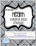 Florida Standards Based Grade Book 5th Grade Health