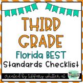 Florida Standards Checklist for 3rd Grade