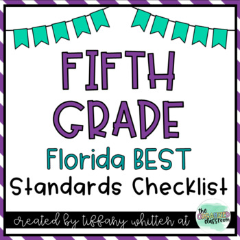 Florida Standards Checklist for 5th Grade