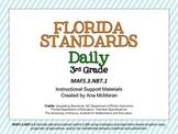 Florida Standards Daily 3rd Grade: MAFS3.NBT1.2