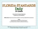 Florida Standards Daily 3rd Grade: MAFS3.OA.1.1