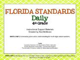 Florida Standards Daily-Math 4th Grade: MAFS4.NBT1.1