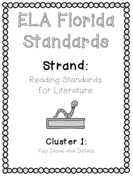 Florida Standards ELA Tracking Sheets (2nd Grade)- Marzano Aligned!