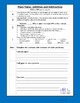 Florida Standards Math Student Scale Journal
