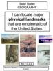Florida Standards Posters- 7th Grade Social Studies