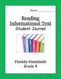 Florida Standards Reading Informational Text Student Scale