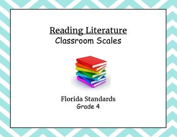 Florida Standards Reading Literature Classroom Scales