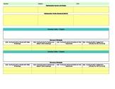 Florida Standards/Marzano Interactive Lesson Plan Template-Kindergarten MAFS