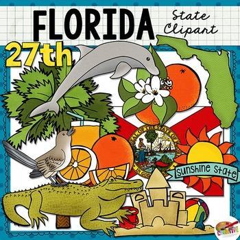 Florida State Clip Art