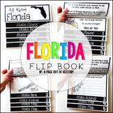 Florida State Flipbook Interactive Activity for Social Studies