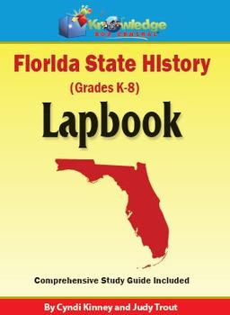 Florida State History Lapbook