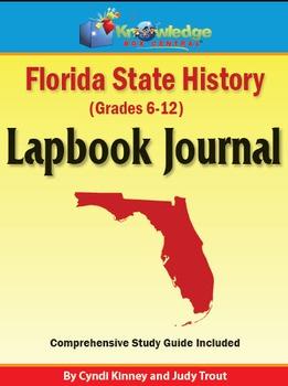 Florida State History Lapbook Journal