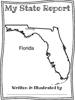 Florida State Research Packet