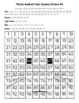 Florida State Symbols Hundred Chart Mystery Pictures with Number Cards