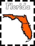 Florida State Symbols and Research Packet