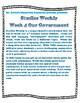 Florida Studies Weekly Reader American Horizons Review Study Guide Week 4