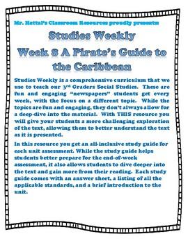 Florida Studies Weekly Reader American Horizons Review Study Guide Week 8