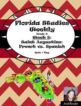 Florida Studies Weekly Week 8 Grade 4