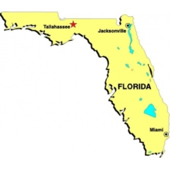 Florida - The Sunshine State   - Text and Exercise Sheets