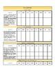 Florida Third Grade Standards Mastery Checklist