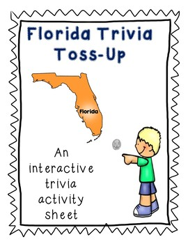 Florida Trivia Toss-Up Challenge - State Geography