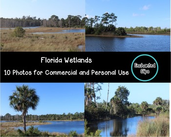 Florida Wetlands- Photos for Commercial and Personal Use