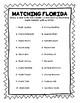 Florida Word Puzzle BUNDLE - Cryptogram, Word search, State Trivia