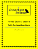 Florida-Aligned Daily Review Questions Bundle