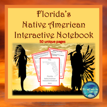 Florida's Native American Interactive Notebook