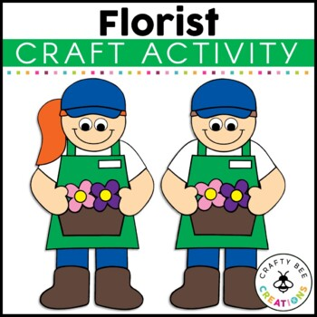 Florist Cut and Paste