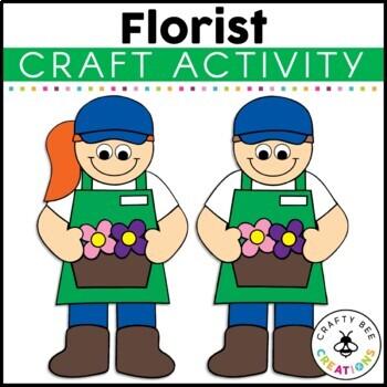 Community Helper {Florist}