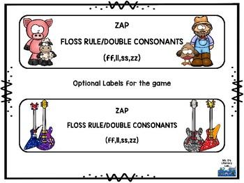 Floss Rule (ZAP Game)