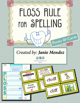 Floss Rule for Spelling