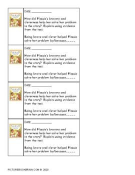 Flossie and the Fox by Patricia MicKissack Lesson Plan and Activities