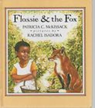 Flossie & the Fox by Patricia McKissack, hard good, book,