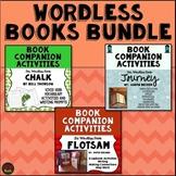 Flotsam, Chalk, Journey, Wordless Book Bundle, Projects, Activities