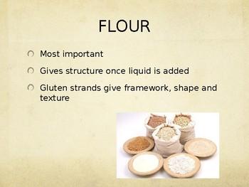 Flour Mixture PowerPoint