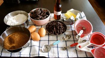 Flour Mixtures Word Scramble