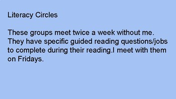 Flow Chart-During Guided Reading