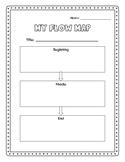 Flow Map Graphic Organizer