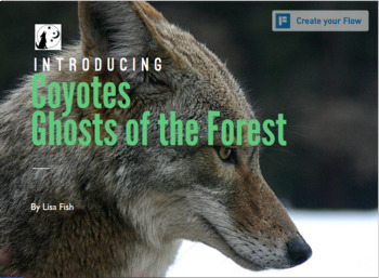 FlowVella: Coyotes--Ghosts of the Forest