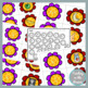 Flower ABC Card Matching Game
