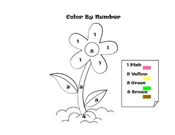 Flower Activities